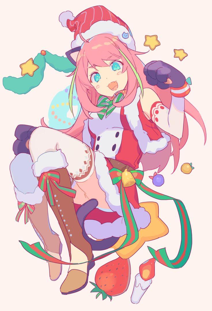 #anime #animegirl #otaku #christmas #xmas