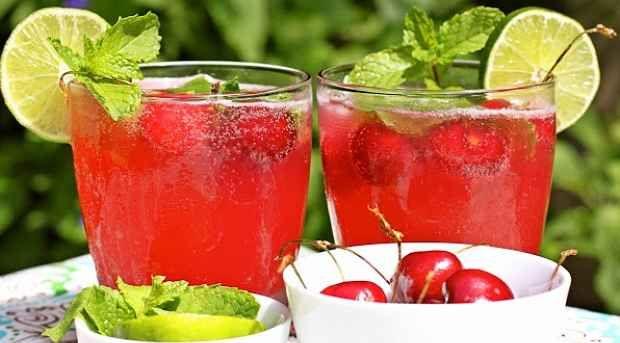 images of jugo de cereza | Estos son los increibles beneficios para la salud de la cereza que ...