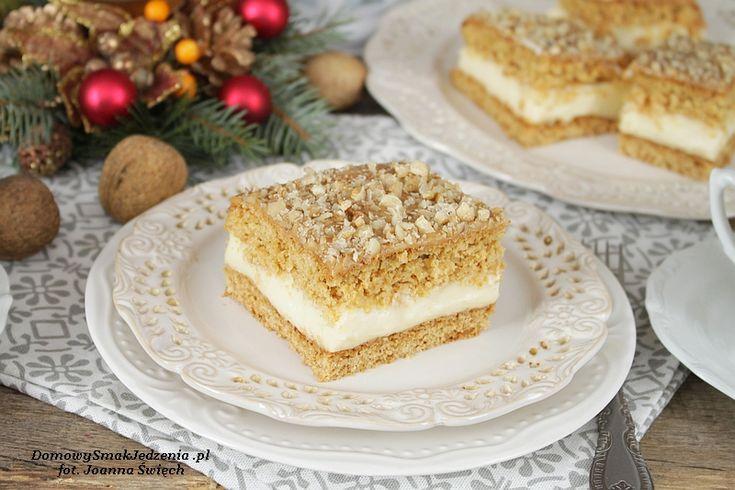 świąteczne ciasto krówka