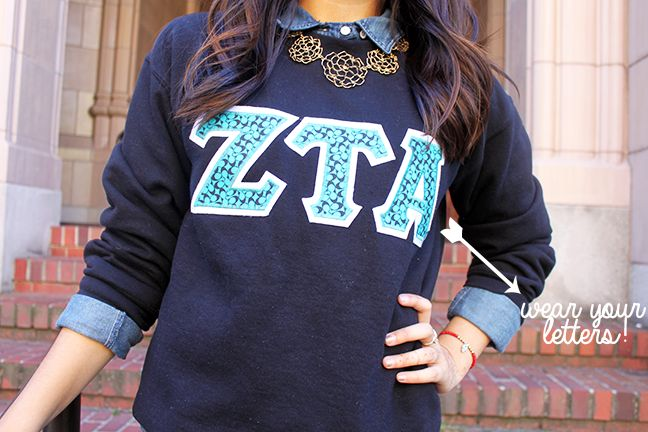 Cute Greek Letter Shirts