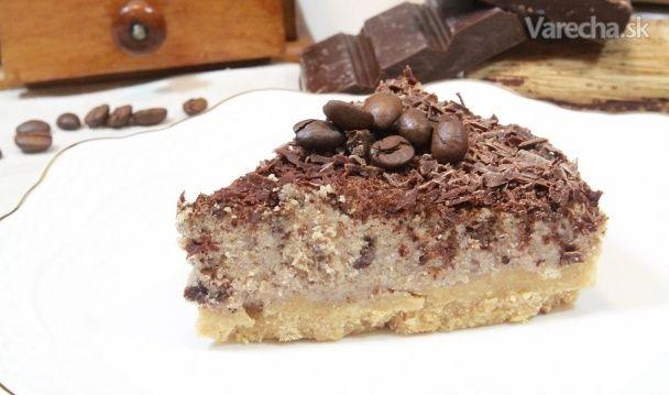 """Kávovo-gaštanový """"cheesecake"""" - Recept"""