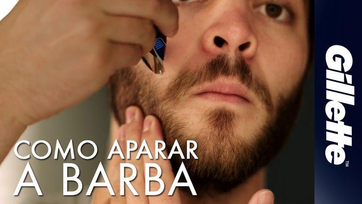 Como Aparar a Barba e Cuidados com a Barba | Gillette STYLER