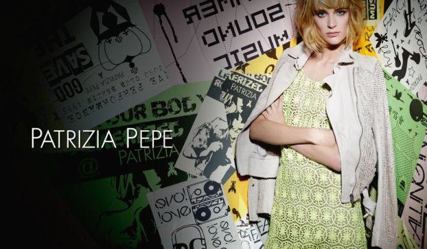 Patrizia Pepe OFFBEAT: foto e video della campagna P/E 2014