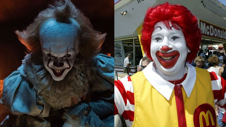 FOX NEWS: Burger King Russia wants to ban 'It' claims it advertises for McDonald's