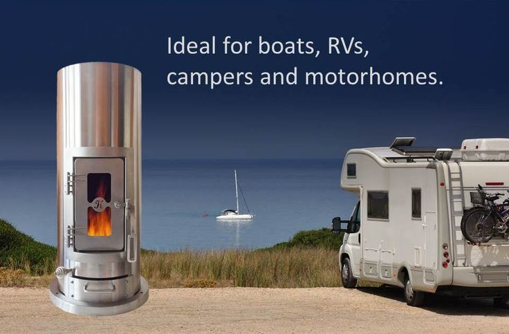 ydid Wood Stove | Small Wood Stoves for RV . - SelfButler - Be Inspired