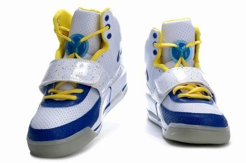 http://www.airgriffeymax.com/nike-air-yeezy-noctilucence-white-blue-yellow-p-782.html NIKE AIR YEEZY NOCTILUCENCE WHITE BLUE YELLOW Only $80.96 , Free Shipping!