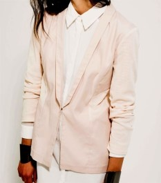 Blessed are the Meek the shadow blazer $199.95 | threads and style