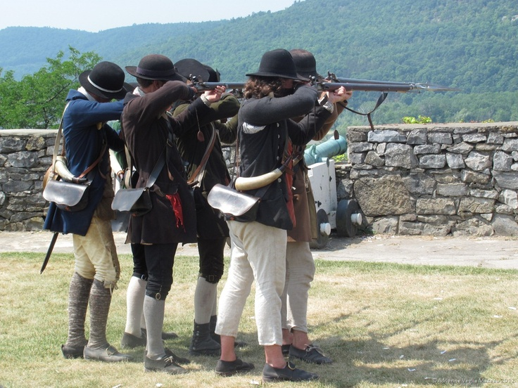 Fort Ticonderoga - A fun way to explore NY history with kids.