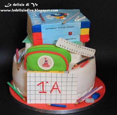 Le Delizie di Ve: School cake