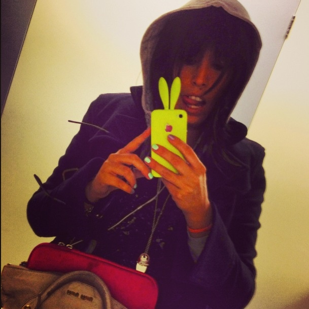 28. in the mirror #marchphotoaday #me #bunny #streghetta #besilly