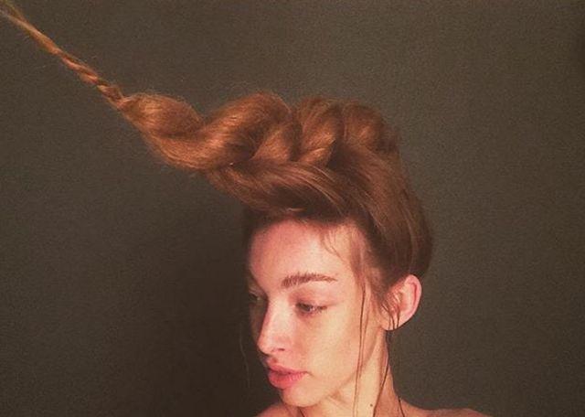 #UnicornHair: Spopola la treccia da unicorno -cosmopolitan.it