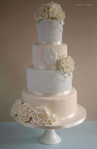 Tartas de boda - Wedding Cake ~