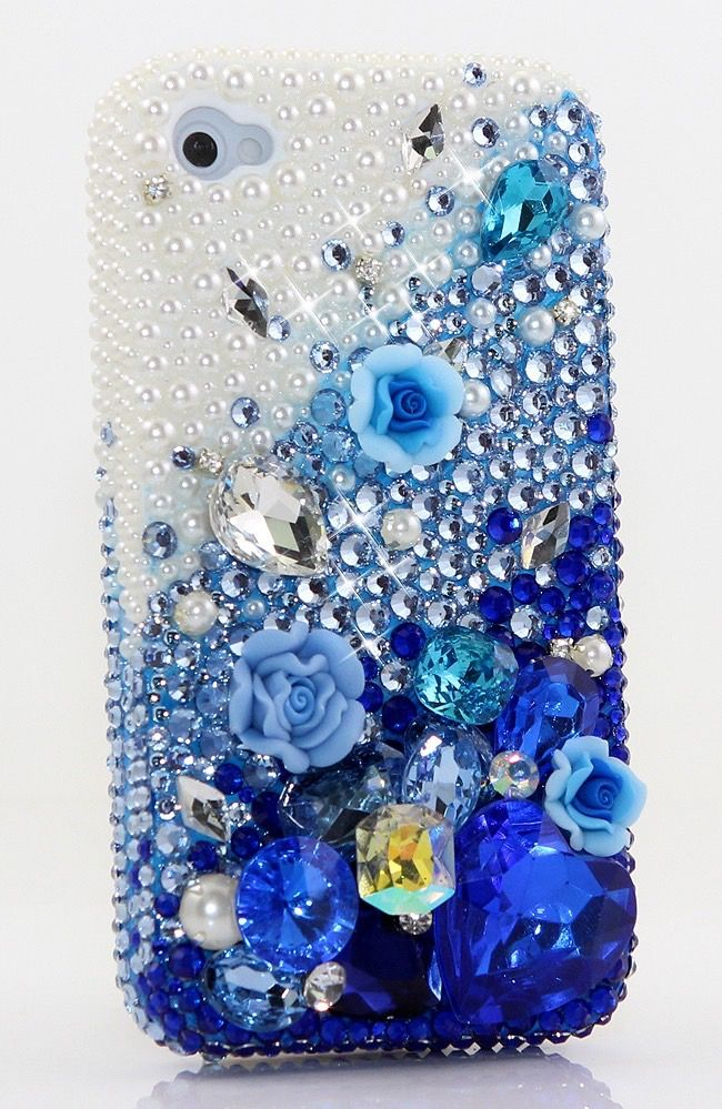 Bling Crystals Phone Case for iPhone 6 / 6s