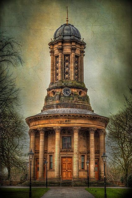 Saltaire Church - Bradford, Yorkshire