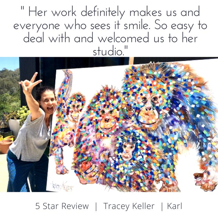 Karl, there will always be a welcome to my studio!  Thanks for visiting!    #traceykeller #traceykellerartist