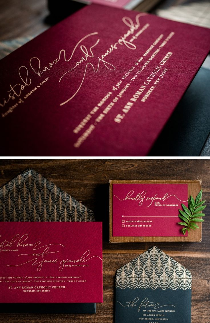 online wedding invitation free websites%0A PENN  u     PAPERIE  Unique Fabric Wedding Invitation