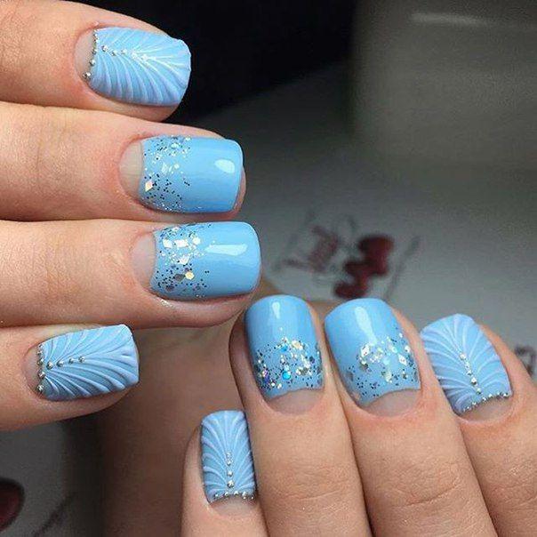 Фотографии Маникюр. Дизайн ногтей. Art Simple Nail