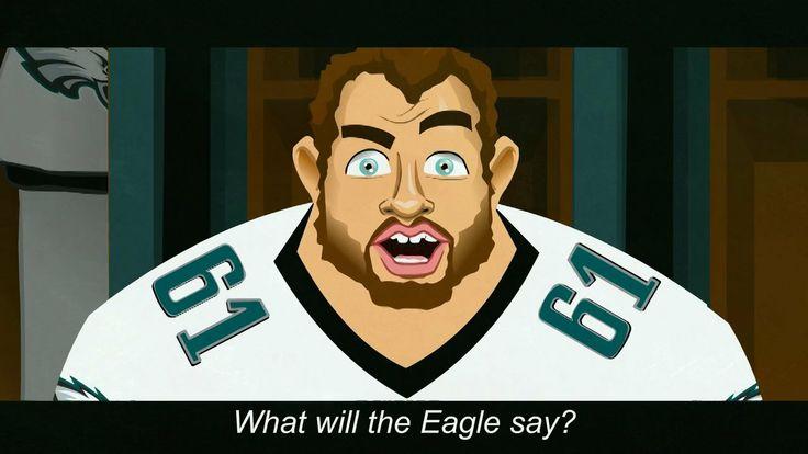 Lions Vs. Eagles - Week 14