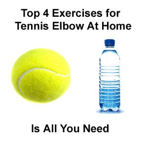 exercises for tennis elbow
