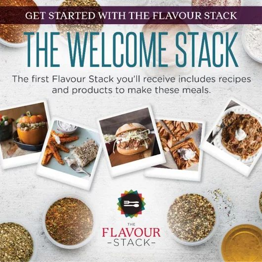 Check out the Flavour Stack for a great fundraising option..click & see!