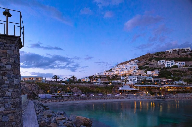 anta Marina, a Luxury Collection Resort - Mykonos, View from Private Beach