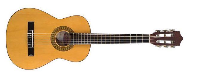 Klasická 1/2 kytara