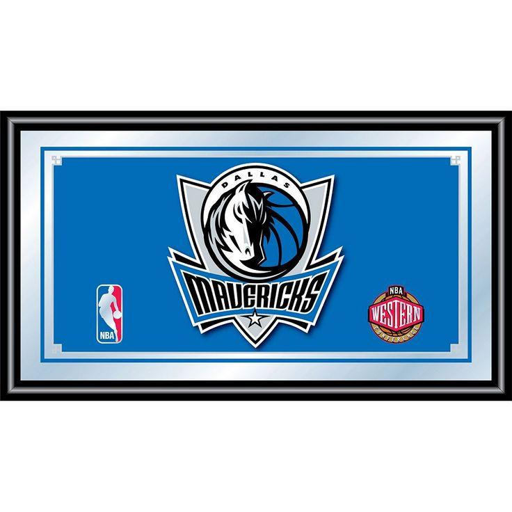 Dallas Mavericks Framed Logo Wall Art, Multicolor