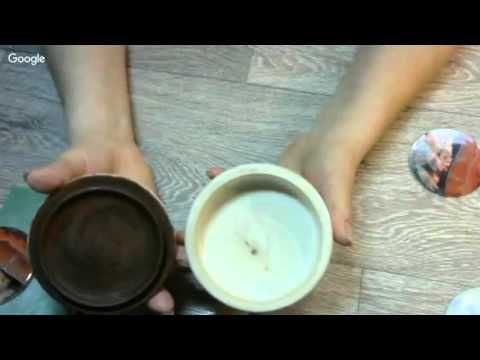 Фи 06 - Фирдаус Батдалова - Как сделать вставку из крапчатого камня на д...