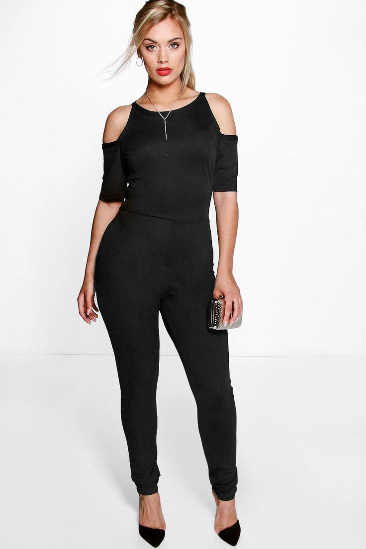 12 best Natural Plus Size Jumpsuits images on Pinterest | Plus ...