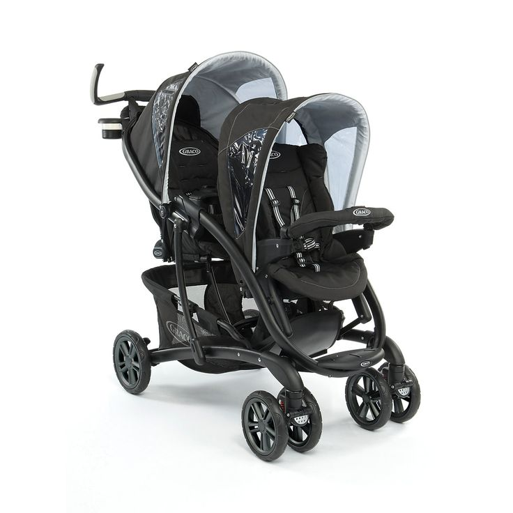 Double Pushchair For Toddlers Graco Stadium Duo Pushchair Sport Luxe Double