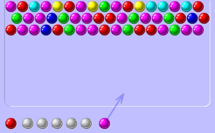 Bubble Shooter spiel online spielen auf PuppoSpiele.de | Games Spiele Jeux Juegos Giochi Jogos Oyunlar