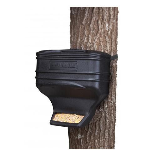 Feed Station Gravity Deer FeederMoultrie Feed Station Gravity Deer Feeder With no electronics or moving parts to fail, this basic gravity model offers unbeatable value and unmatched ease of use Simply