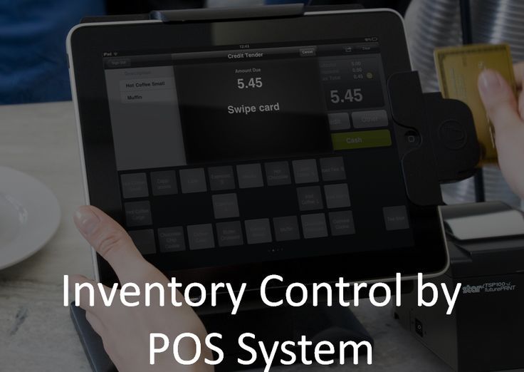 Top 5 Rules to Enhance #Inventory Control by #PointofSale System. #POS #InventoryManagement