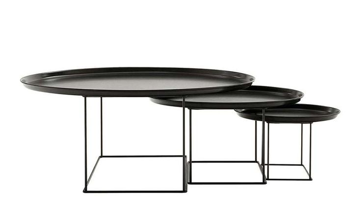 Small Table: FAT-FAT - Collection: B&B Italia - Design: Patricia Urquiola
