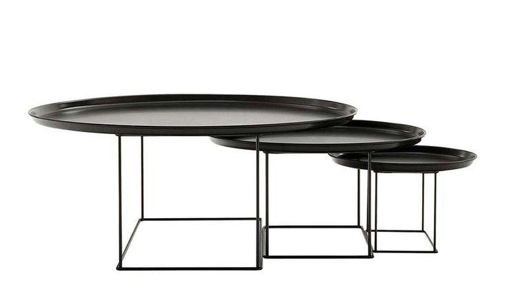 Small Table: FAT-FAT - Collection: B&B Italia - Design: Patricia Urquiola