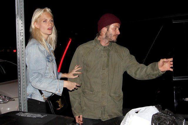 David Beckham Gece Çapkınlığında!