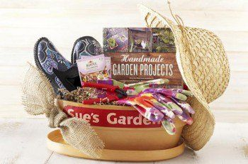 DIY Gift Basket Ideas Garden Guru