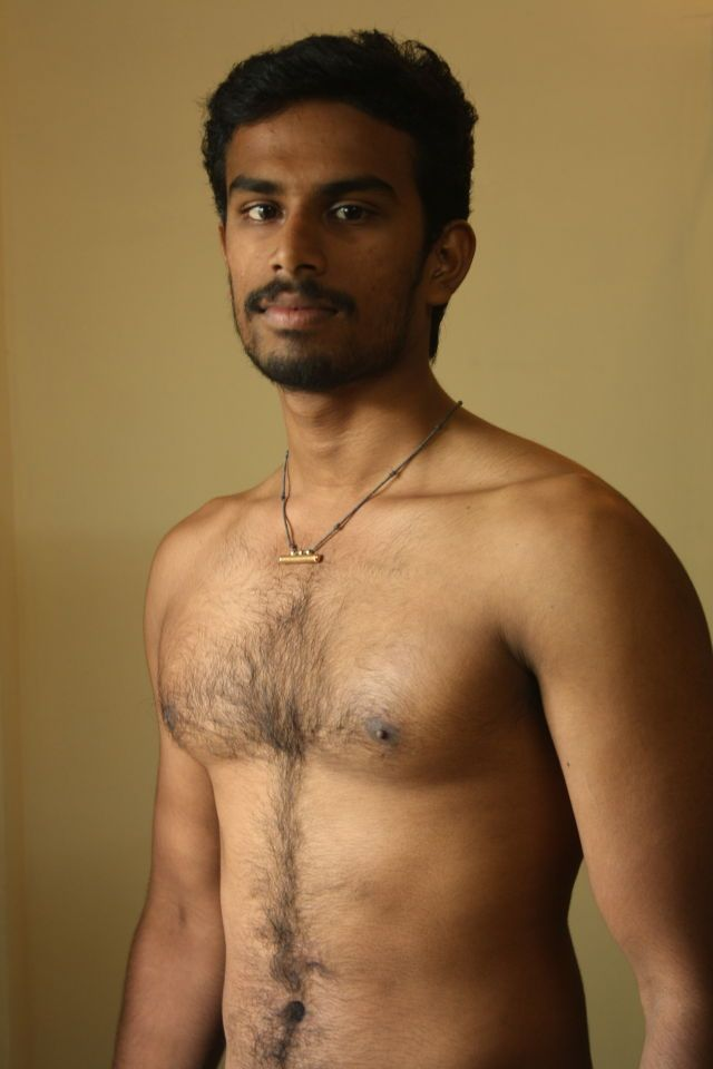 Nude pic of a indian guy