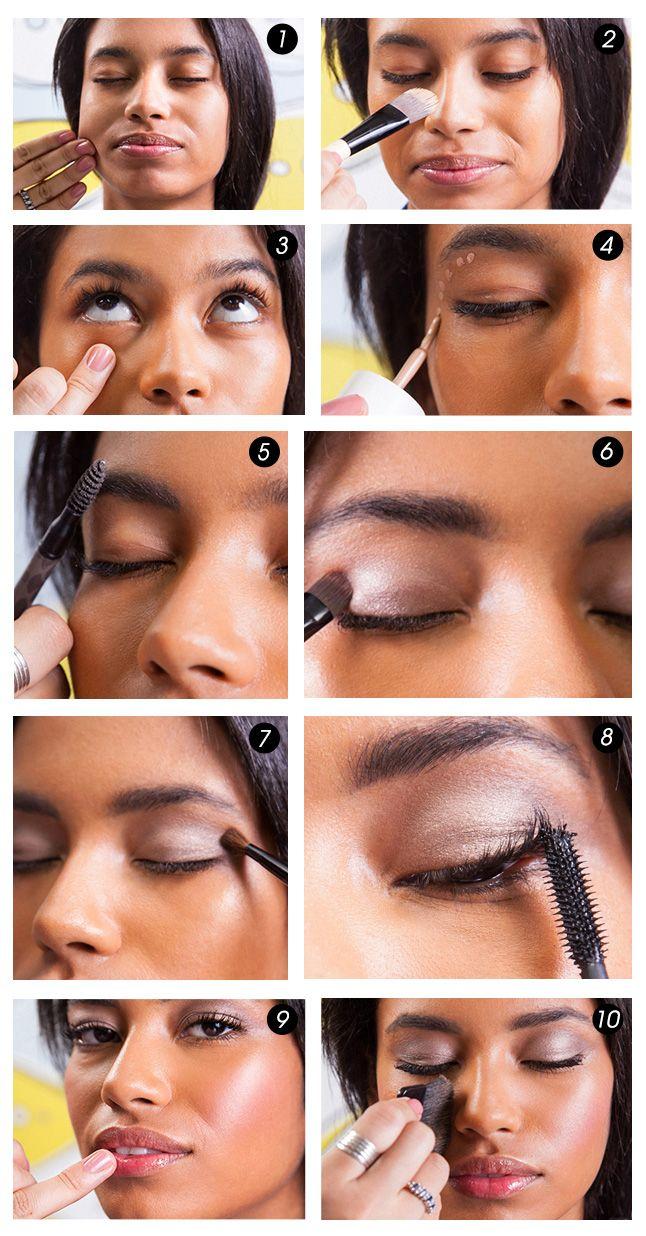 Tutorial Benefit para uma pele perfeita e iluminada!