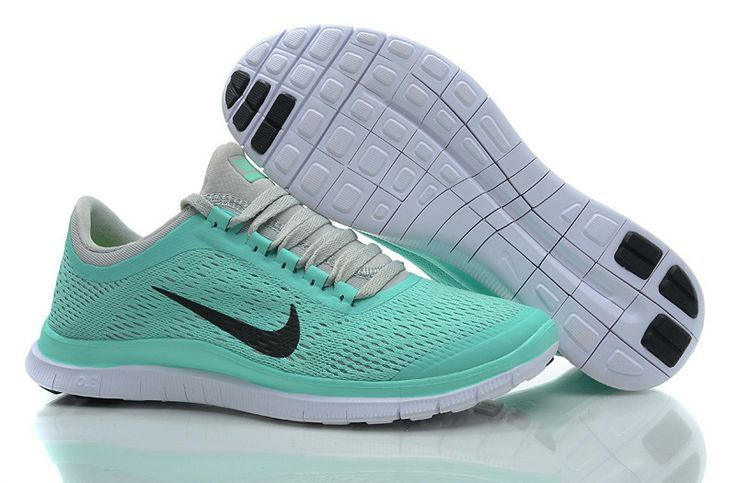 Tiffany Blue Nike Free 3.0 V5 - Click Image to Close