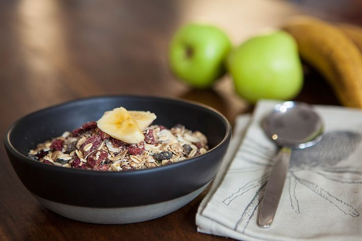 Swiss Muesli (no granola needed) is the perfect convenient breakfast, just add your milk or yogurt and you have a power packed way to get the day started. Order online > www.fitchef.co.za
