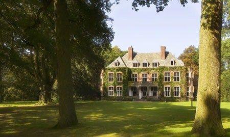 Conferentiehotel Landgoed Huize Bergen - Top Trouwlocaties - Vught, Noord-Brabant #trouwlocatie #trouwen #feestlocatie