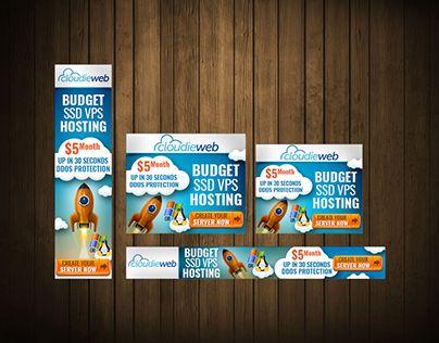 Banner ads design for google campaign.