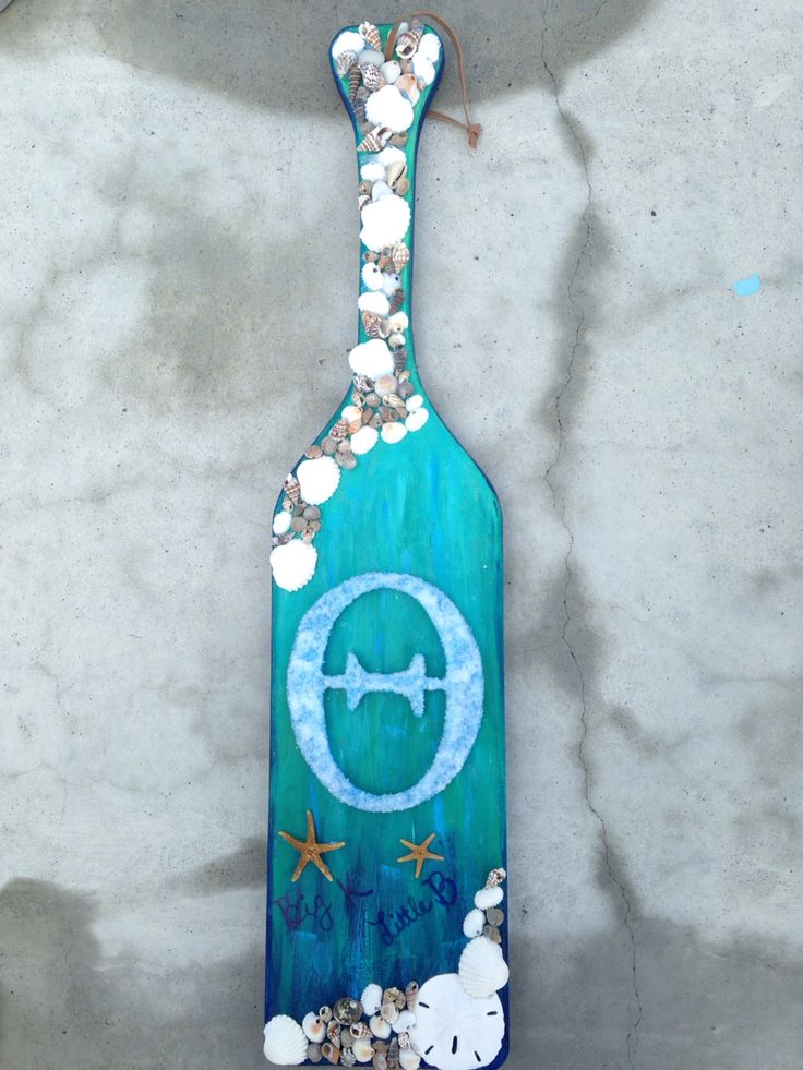 Kappa Alpha Theta Paddle #mermaid #theta #sorority