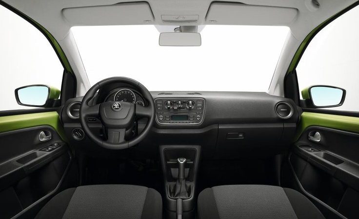 Citigo - interior