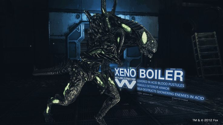 Aliens Colonial Marines [ wallpaper Game wallpapers