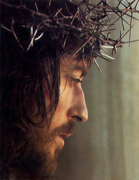 "Robert Powell's portrayal of ""The Prince of Peace"""