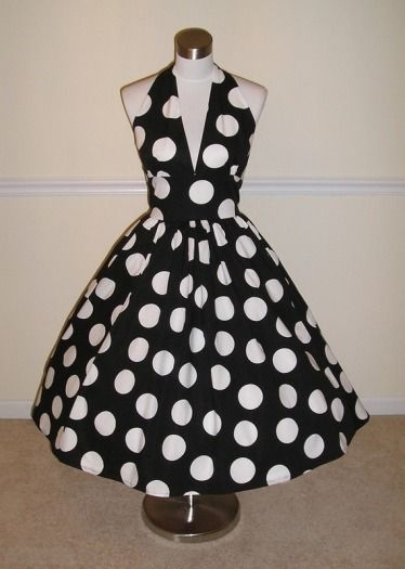 1950's dresses for sale | 1950\'s Rockabilly Dress