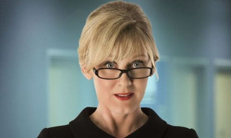 sarah lancashire- I instantly thought of her when I thought of Jenine. Ugh! lol