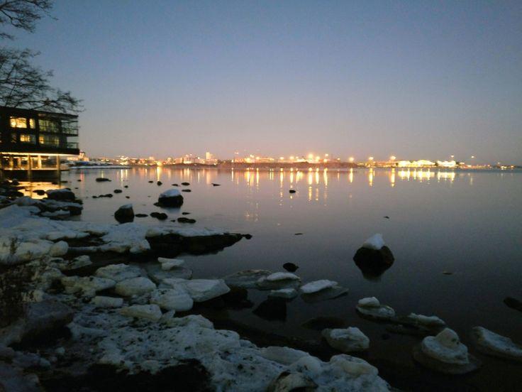 Lights@Helsinki, Lauttasaari